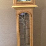 Beautiful Grandfather clock being shipped to Newbury, Oregon