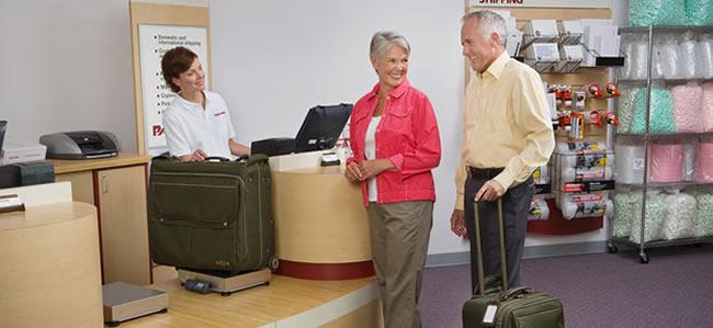Travel & Luggage Shipping Phoenix